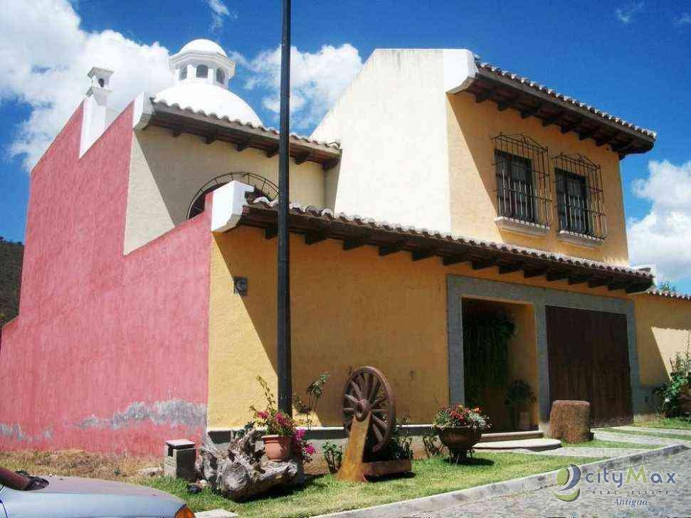 Casa en Renta en Jocotenango Sacatepequez