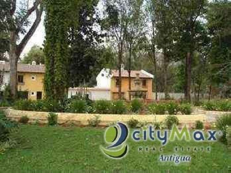 CityMax vende casa residencial en Antigua Guatemala!