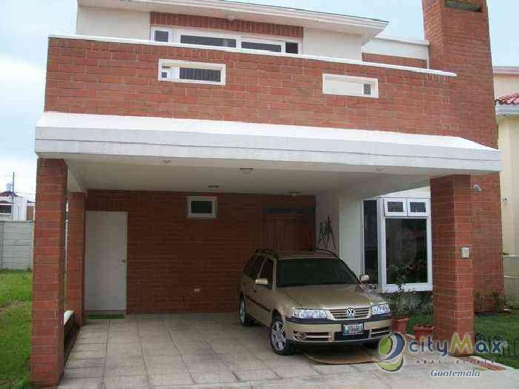 Casa en venta en Carretera a El Salvador km 18 St Clara