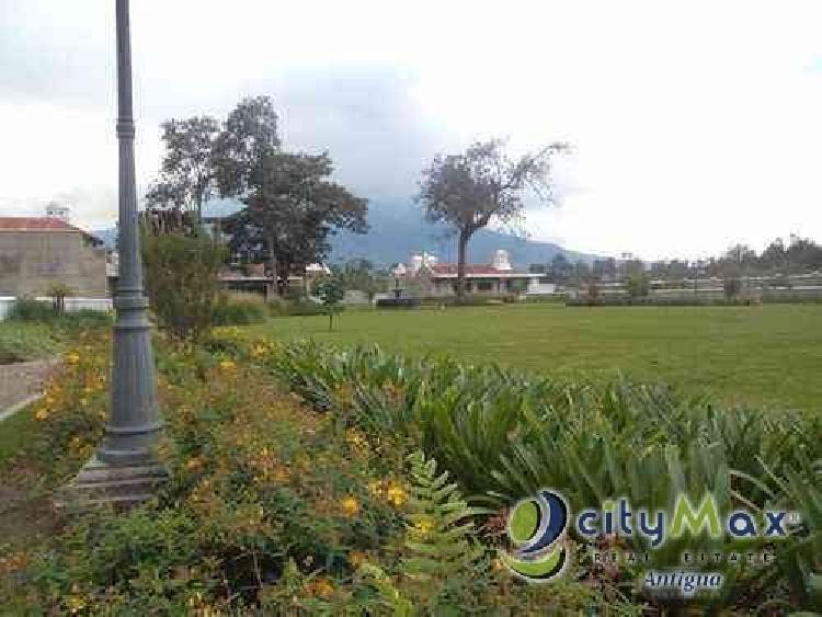 ¡Casa en Venta en Condo residencial Antigua Guatemala!