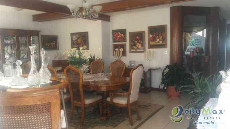 Casa en venta en Montebello Santa Catarina Guatemala
