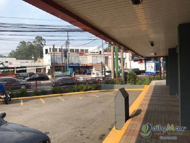 Rento local Plaza de Carretera El Salvador Guatemala