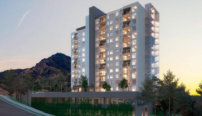 Alquilo Apartamento Semi amueblado en Altos Tower