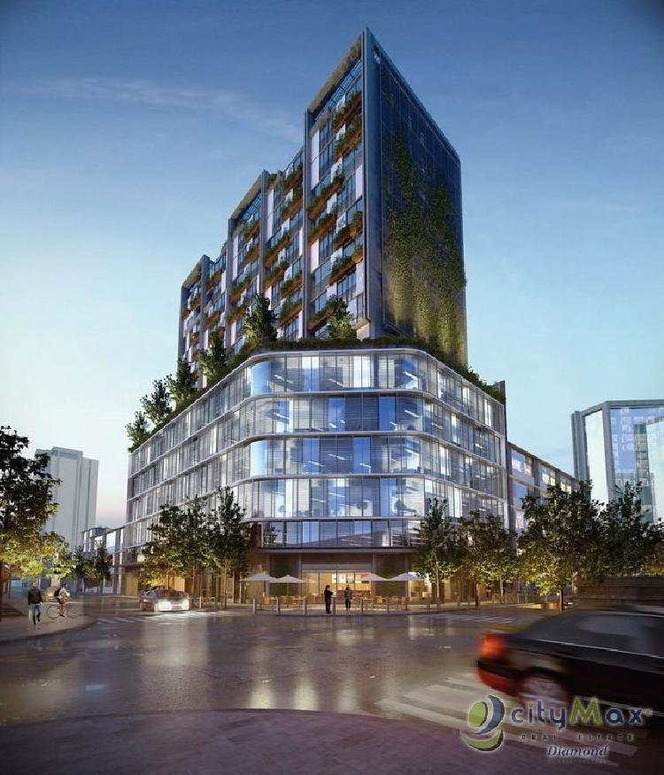 Apartamentos en Venta en la Zona 4.