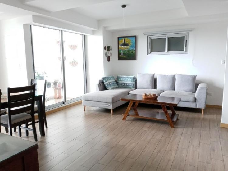 Apartamento en Renta en Zona 10 CityHaus
