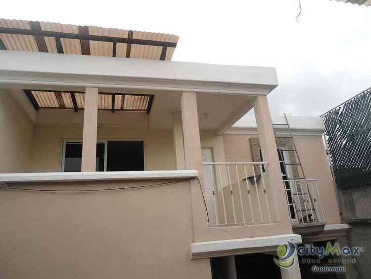 Se Vende Casa En Hacienda Real, Zona 16