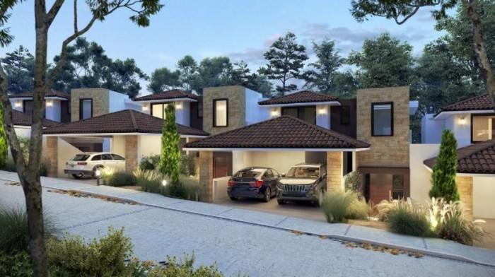 Hermosas casa en un área exclusiva de zona 16