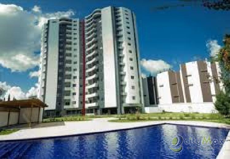 Apartamento en renta en zona 14 Attica