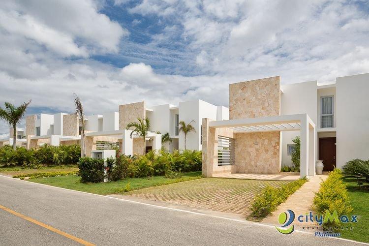 cityMax Platinum Vende Villa en Playa Nueva Romana