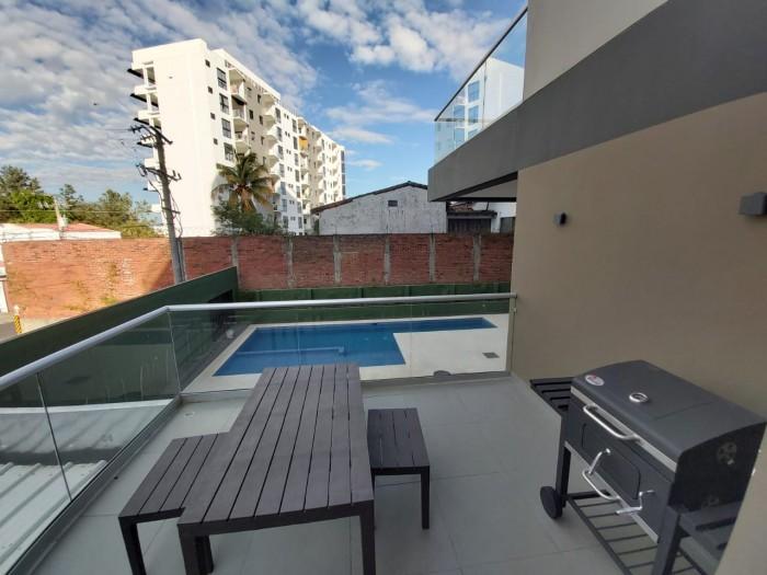 Exclusivo Apartamento semi amueblado en Venta ALTA 510