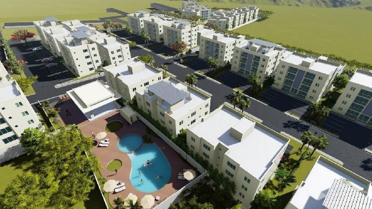 Apartamento  Venta Santiago - Don Alfonso Residencial
