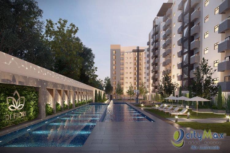 Vendo Apartamento con 84.825m² en Zona 7 Guatemala
