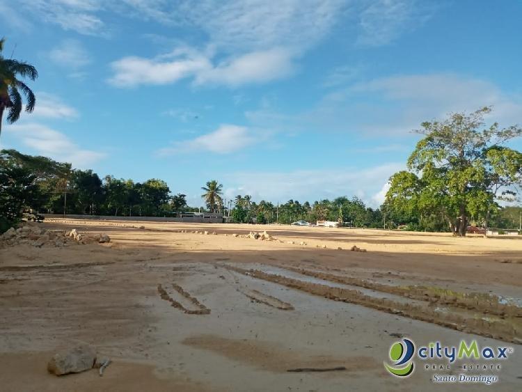 Terreno en Venta para Inversión en Cosón Las Terrenas