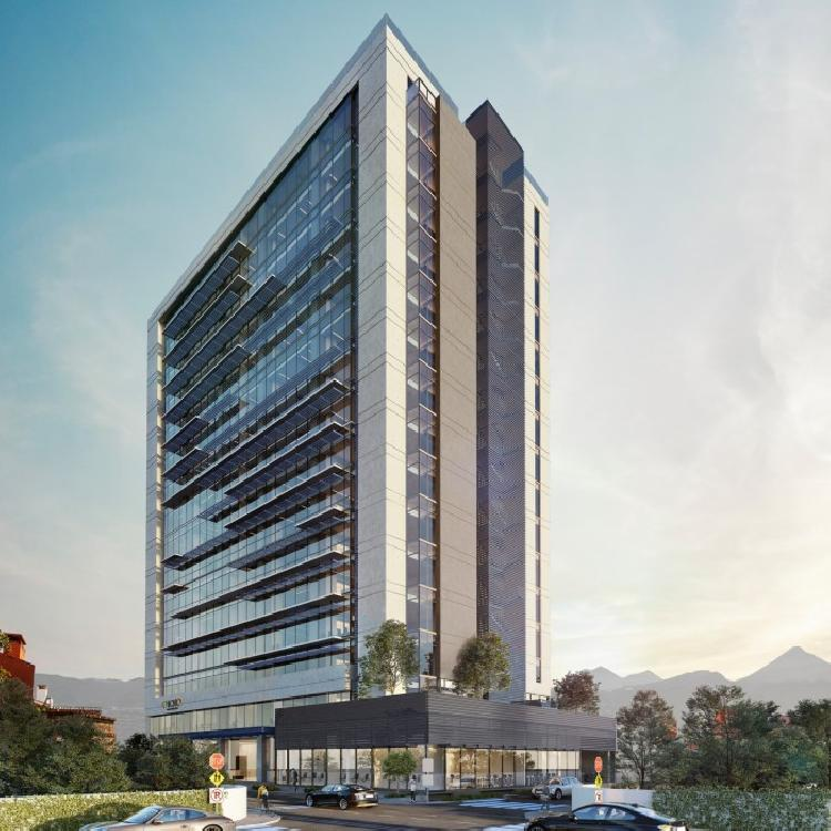 Vendo oficina nueva en proyecto en zona 10