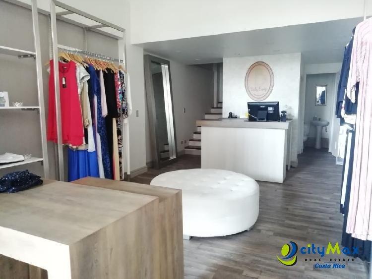 Alquilo Tienda o consultorio 57 m2  Escazú, San Rafael