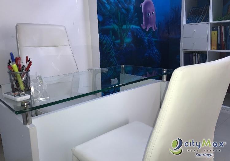 Moderna Clínica Dental en  Jardines Metropolitanos stgo