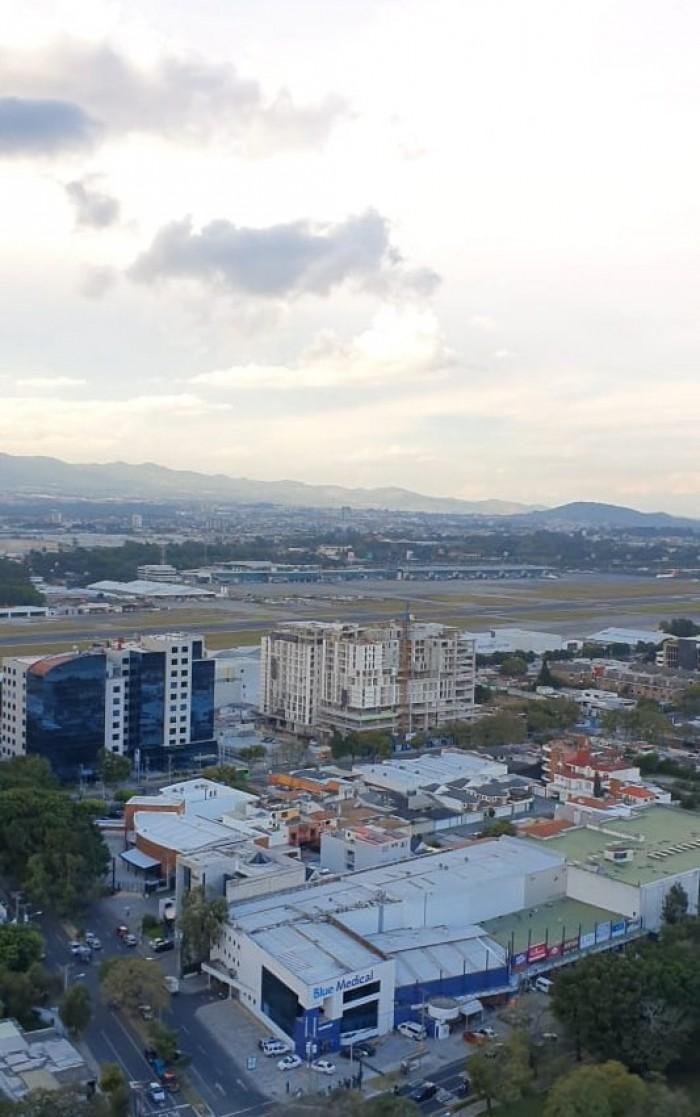 Espectacular penthouse en zona 14