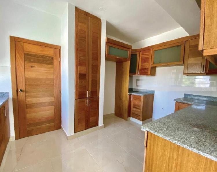 Vendo apartamento 3 Hab.  Nuevo LISTO en El Millon