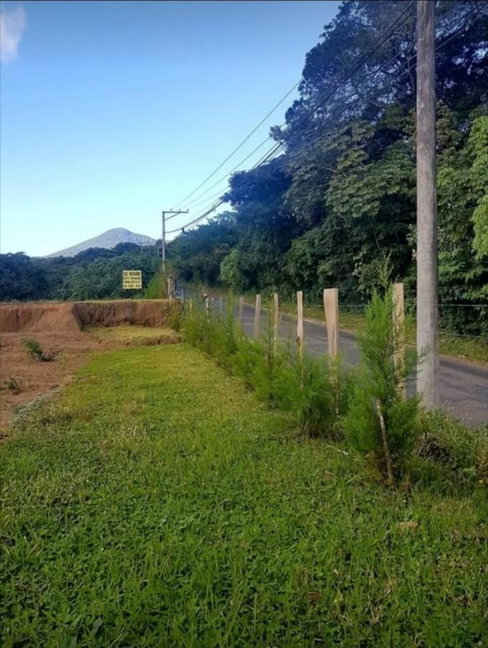 Terreno Comercial a 10 minutos del Centro de Juayua