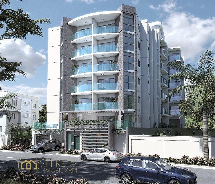 Penthouse de 2 habitaciones en venta en El Millón