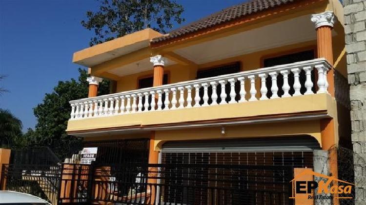 Casa de venta en Gurabo, Santiago de los Caballeros
