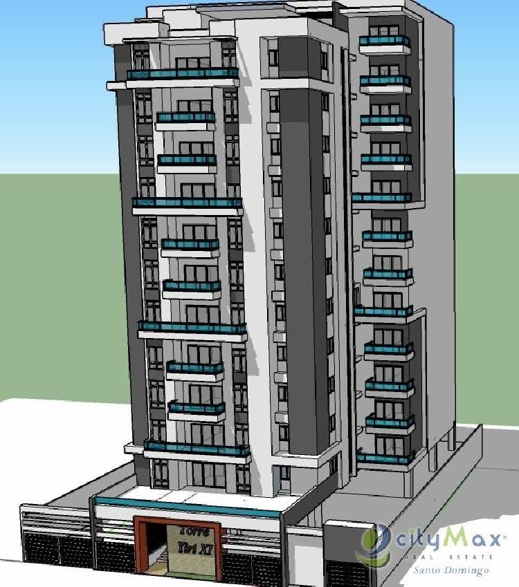 Apartamento en Venta en Torre Exclusiva de Alma Rosa I