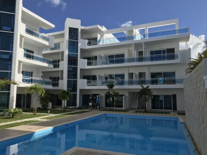 Vendo Apartamento Amueblado  en Bayahibe
