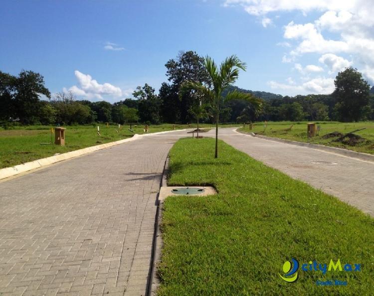 Lote vacacional en venta Bambú Punta Leona Puntarenas