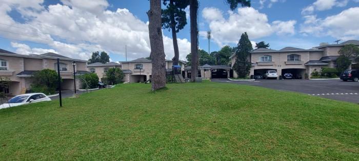 Residencia en Condominio La Villa de zona 14 Guatemala