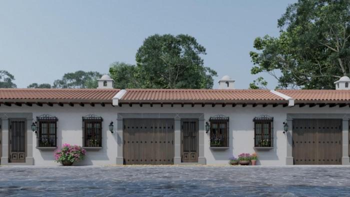 CityMax Antigua vende casa residencial en Ciudad Vieja