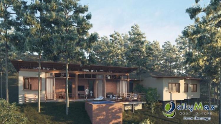Moderna Villa en Venta en Monteverde Jarabacoa