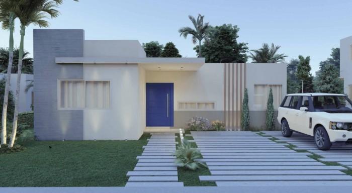 Villas en venta en Bávaro Punta Cana vista cana