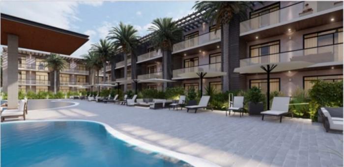 Apartamento en venta con acceso a la playa White Sands