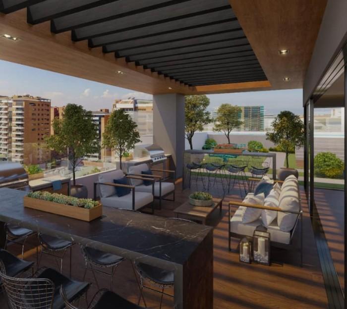 Apartamento en venta 2 Dormitorios Z.10 Guatemala