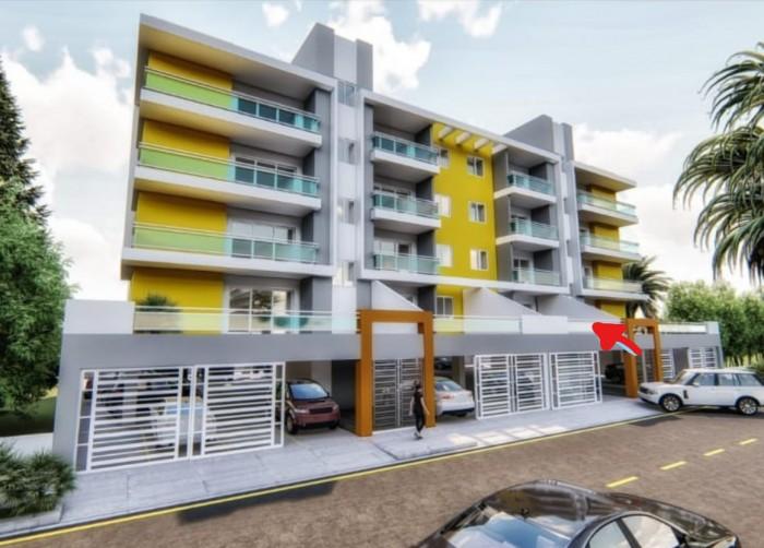 Apartamento en venta de 3 habitaciones en Villa Aura