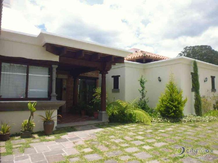 cityMax Antigua vende hermosa casa en San Miguel Dueñas