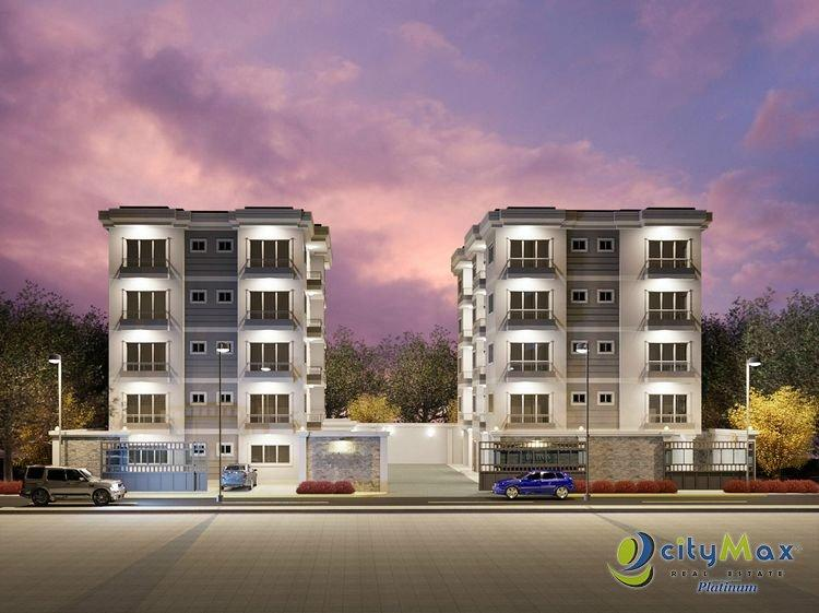 Apartamento en venta en Los Ríos Santo Domingo, promueve cityMax
