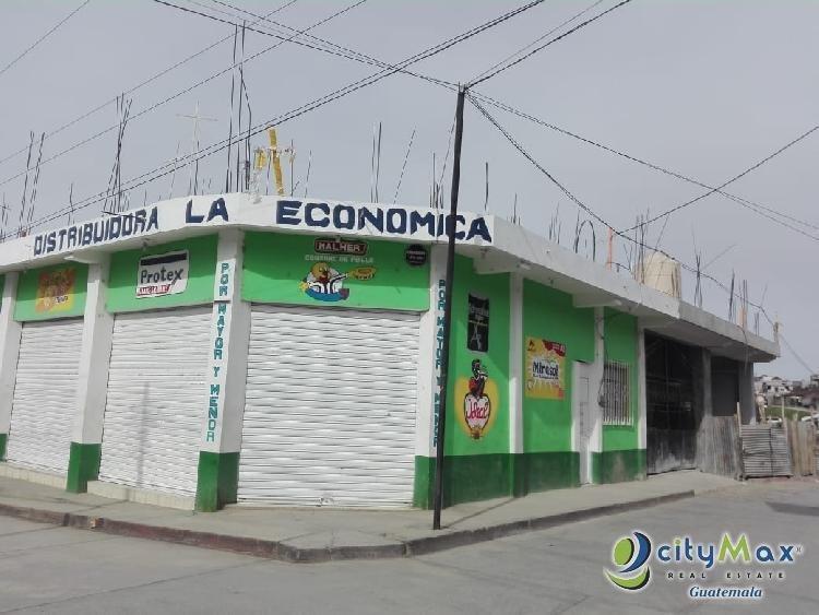 Local o Bodega renta a orilla calle en USPANTAN, QUICHE