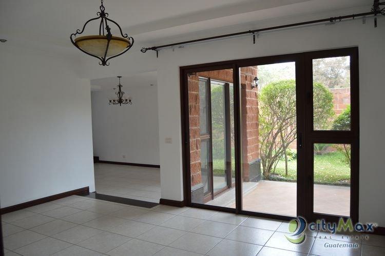 Se Vende Casa en Cayala Guatemala Zona 16