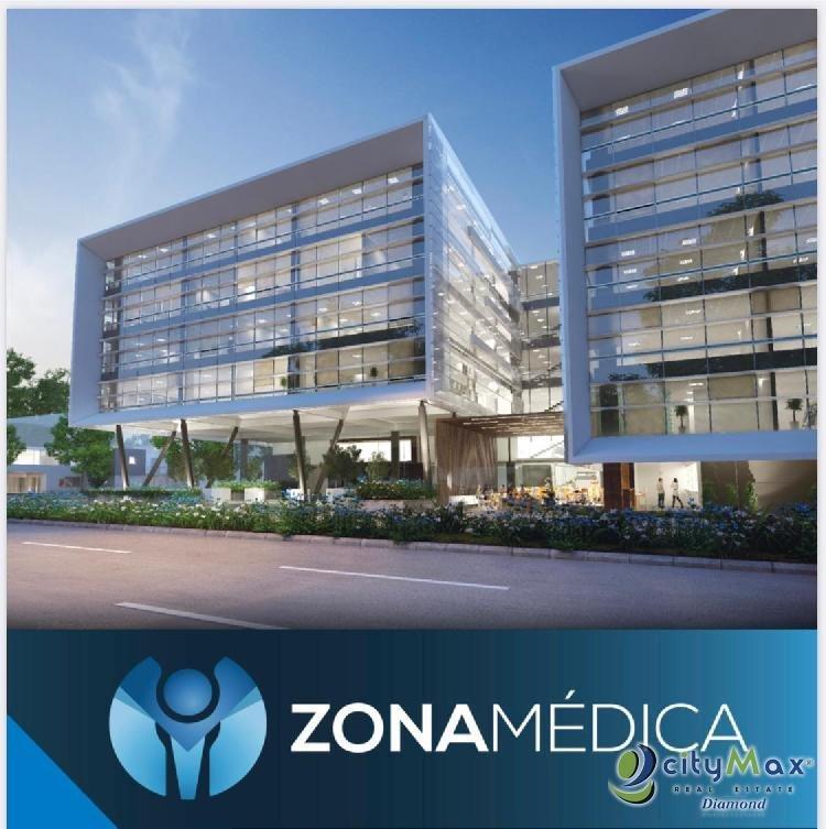 Alquiler Clínica en Edificio Zona Médica, zona 9