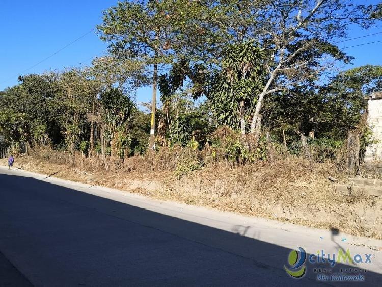 Terreno Comercial en Venta en Jalapa