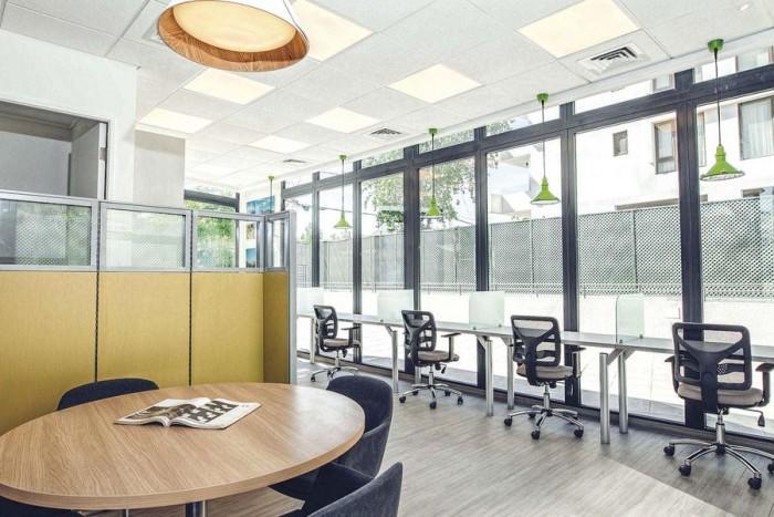 Hermosas oficinas en lo mejor de zona 9