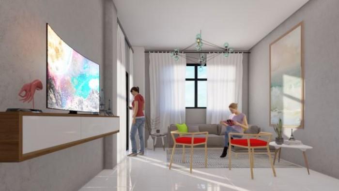 Apartamento venta con 60m2 de Terraza Alma Rosa I