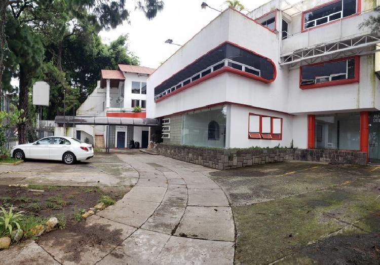 Alquilo o vendo edificio comercial en zona 9 Guatemala