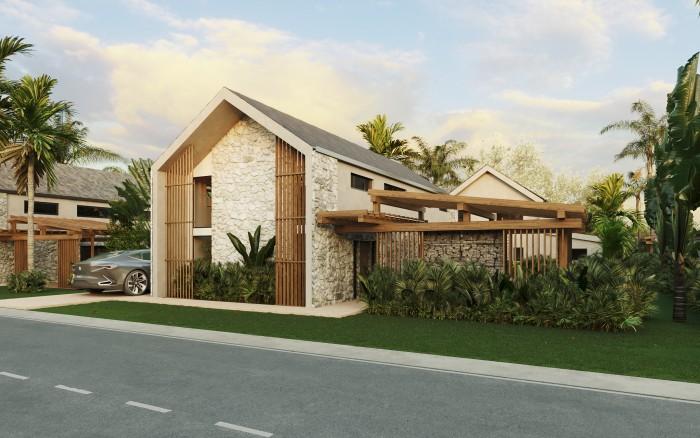 Villas de lujo en venta en Bávaro Punta Cana