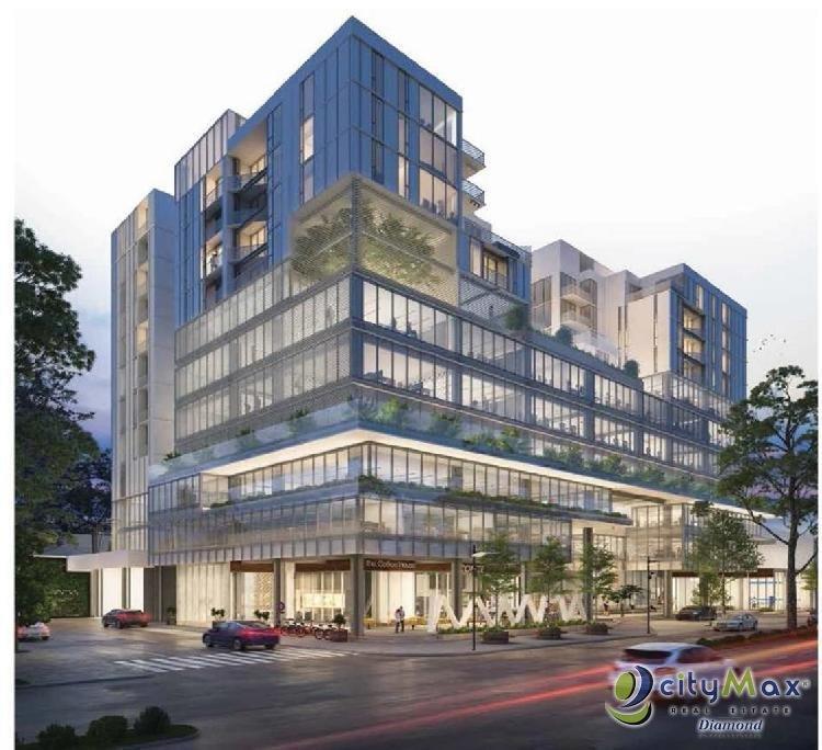 Oficina en Venta en Zona 13 en Edificio en construcción
