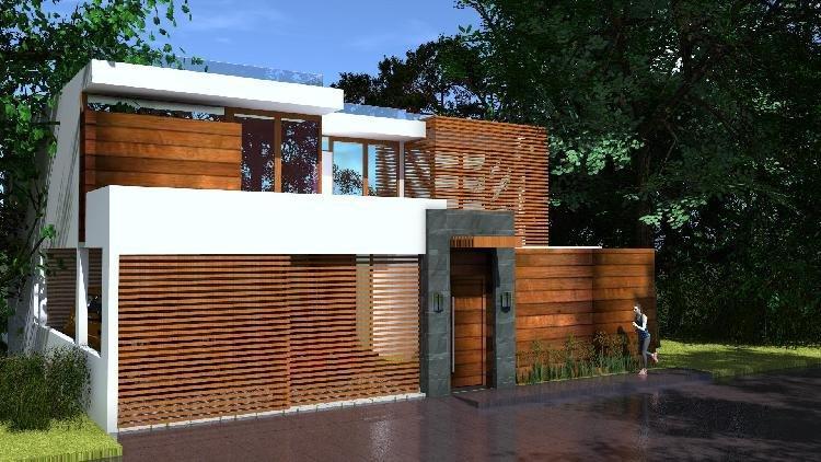 Casa nueva en venta en Santa Rosalía Guatemala