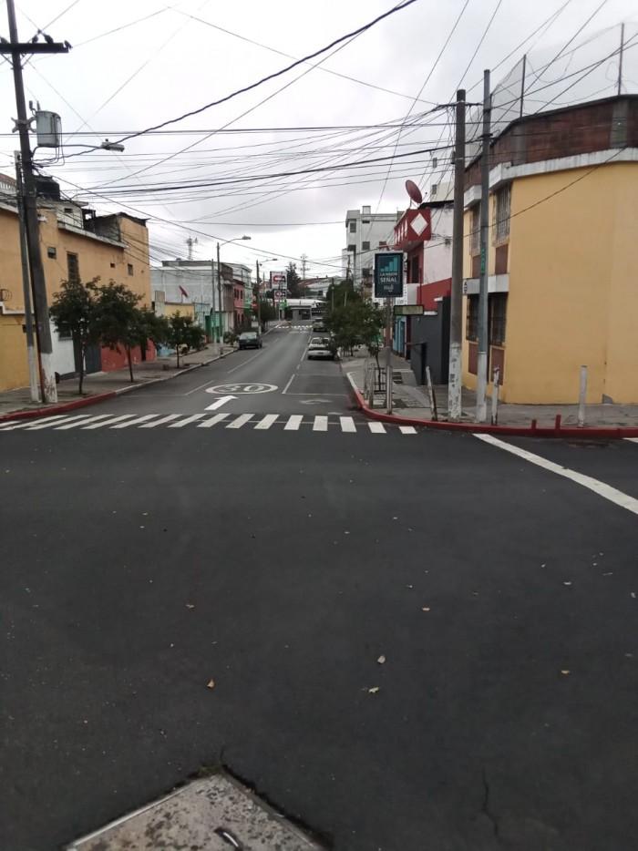 Terreno en venta ubicado en zona 4 Ciudad de Guatemala