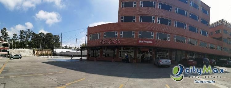 Amplio local en renta Plaza Comercial en zona 12 Petapa