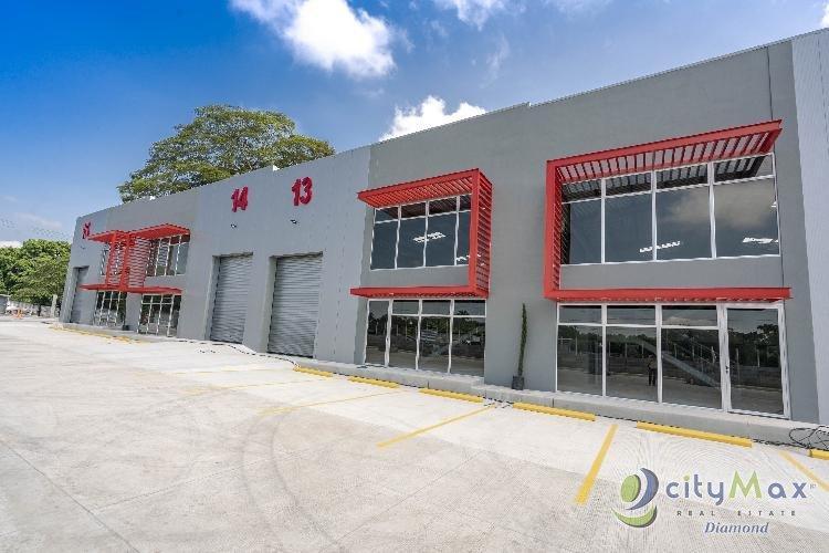 Renta Ofibodega Industrial en Escuintla